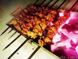 Skewered Mutton Boti Tikka