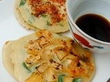 Pajeon: Korean Pancakes a la David Lebovitz
