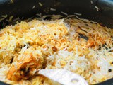 Chicken Dum Biryani | Easy Chicken Biryani