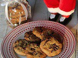 Season's Greetings with a story and a recipe