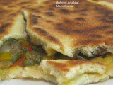 Cuisine of Figuig or Ifiyyey : Aghrom Anabsal or Anabssale or n'lebsal / Onion Bread