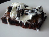 Cookies n' Cream Brownies