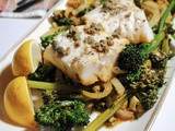 Fresh and Flavorful Cod with Fennel, Leeks and Broccolini