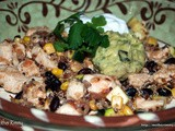 Recipe: Mexican Chicken and Quinoa Sauté