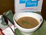 Soupalicious Vegetable Soup and a Sugar Savvy Weight Loss Book Review
