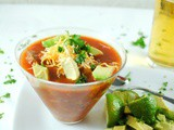 Super Easy Chicken Tortilla Soup for a Crowd