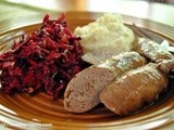 This is Not Your Typical Coleslaw Recipe – Red Cabbage and Beet Slaw