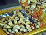 Who Says You Can't Eat Nuts on a Diet? Tropical Traditions Coconut Oil and Honey Roasted Cashews