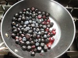 How to Make Fresh Blueberry Compote or Syrup