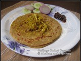 Cabbage Stuffed Paratha