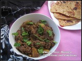 Chicken Liver Masala