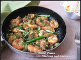 Chilli Prawn / How to make Chilli Prawn