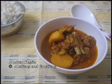 Mutton Kasha / Bengali Style Mutton Curry