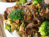 Mouthwatering Beef and Broccoli