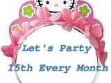 Let's Party Every Month