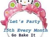 Let's Party - Go Bake It