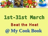 Summer is back with my 2nd Event- Beat The Heat