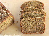 Banana Almond Bread – Egg less Banana Bread