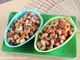 Black-Eyed Peas Salad – Black-Eyed Beans Salad