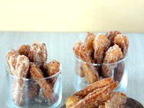 Churros – Mexican Churros made with 3 Ingredients – Cinco De Mayo Special Dessert