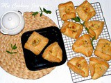 Flaounes – Cypriot Savory Easter Pies