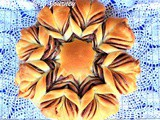 Nutella Brioche Flower Bread