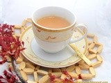 Masala Chai ( Indian Spiced Tea ) for my spring sniffles