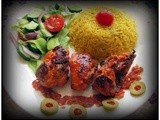 Tandoori Chicken Combo