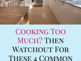 Cooking too much? Then watchout for these 4 Common Kitchen Worktop Problems (and how to solve them)