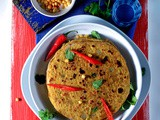 Dal Chawal Paratha Recipe – Rice Lentils Flatbread | How To Make Leftover Dal Chawal Paratha