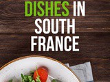 Examples Of Regional Dishes In South France