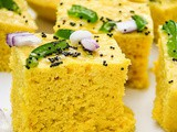 Gujarati Khaman Dhokla Recipe in 2 Styles | How To Make Spongy and Soft Instant Dhokla