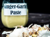 Homemade Ginger Garlic Paste | How to Make Ginger Garlic Paste | Video Recipe
