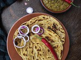 Lachha Paratha 3 Ways Recipe | How to Make Multi-Layered Paratha