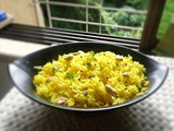 Easy lemon rice recipe – a delicious flavorful tangy lemon rice
