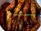 Anchovy Fish Fry(Nethili Meen Fry)
