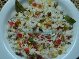 Dry Fruits Pulao