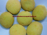 Lemon Salt Cookies