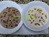 Oats Chocolate and Milk  Payasam