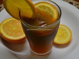 Orange Ginger Iced Tea