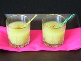 Mango Aam Panna Using Apple Sauce