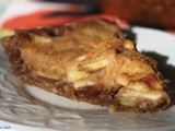 Almost-Raw Apple Pie with Grain-Free Crust (Gluten-Free with No Added Sugar)