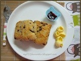 Bake Along # 27 ~ Orange and Dark Chocolate Buttermilk Scones