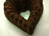 Chocolate Zucchini Bundt Cake -Bake Along #65