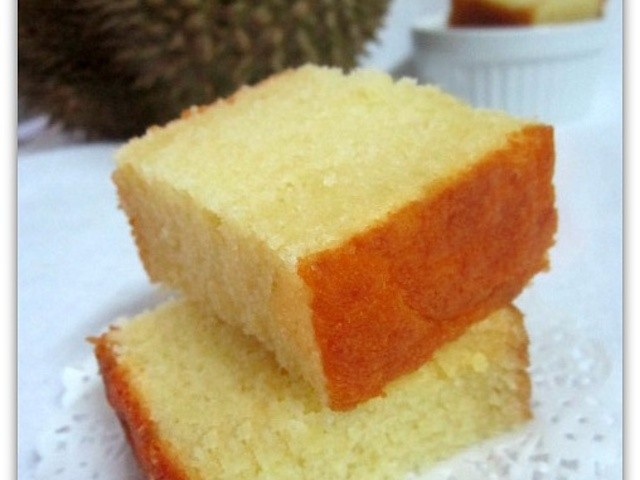 Recipe For Butter Cake From Scratch