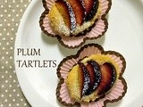Plum Tartlets - Bake Along #67  ( 梅子馅饼 )