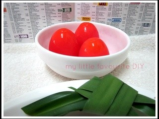 Red Egg Jelly