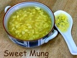 Sweet Mung Bean Soup