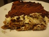 Get your tastebuds going: it's time for a Tiramisu'