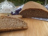 Healthy brown bread: make it yourself